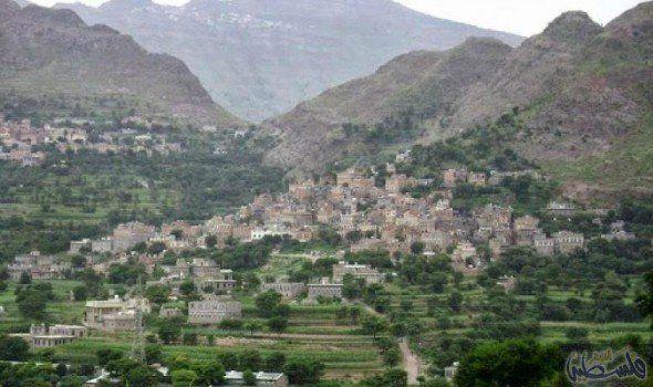 الحوثيون يكشفون عن موقع جديد على قمة جبل Skyline Paris Skyline City Photo
