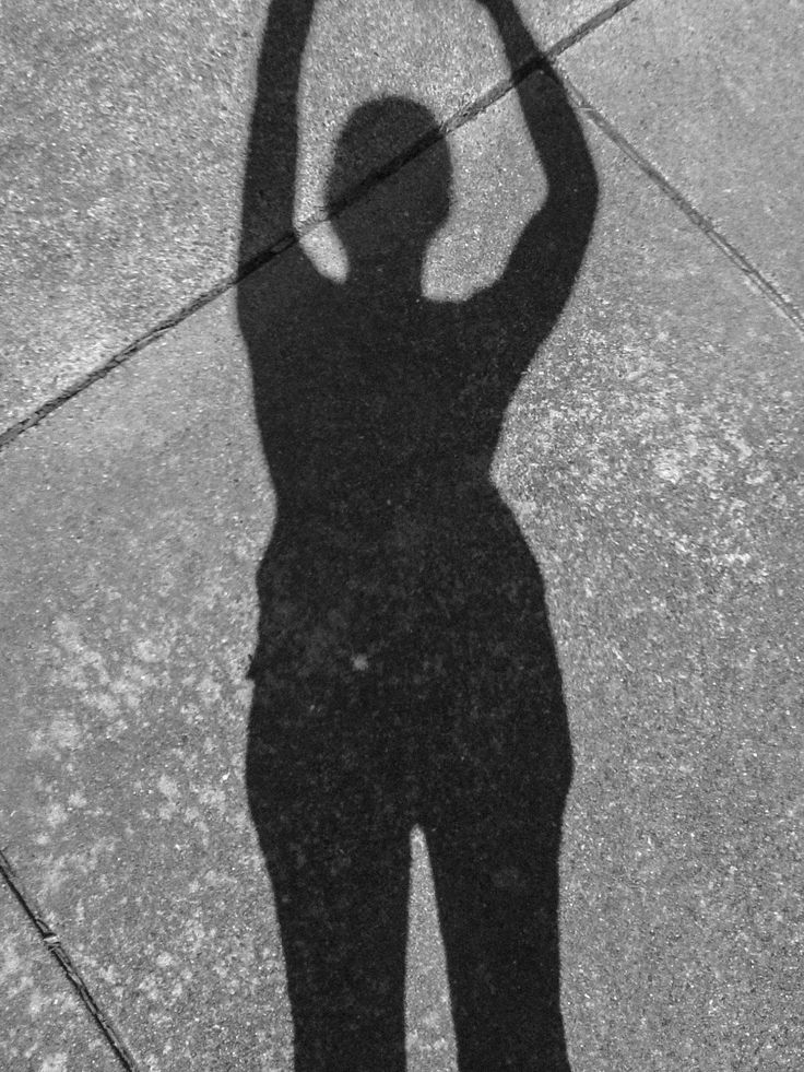 Self-portrait Shadow, inspired by Vivian Maier. September 2014