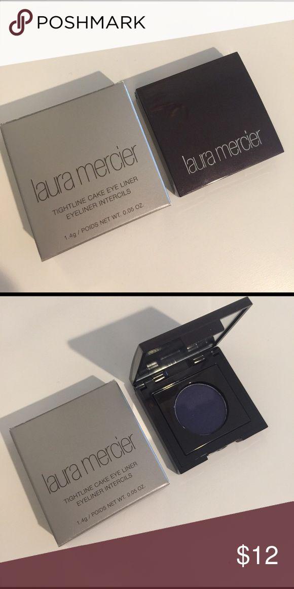 Laura Mercier Eyeliner 🌟Brand New🌟 Laura Mercier Eyeliner in Bleu Marine 🌟100% Authentic 🎁 Includes free mystery gift(s)!!! 🎁 Makeup Eyeliner
