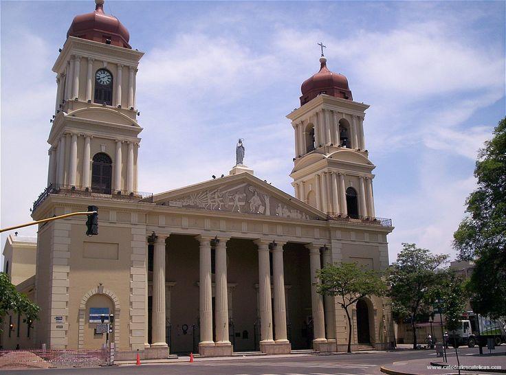 san miguel de tucuman argentina | ... Catolicas del Mundo | Catedral de San Miguel de Tucuman (Argentina