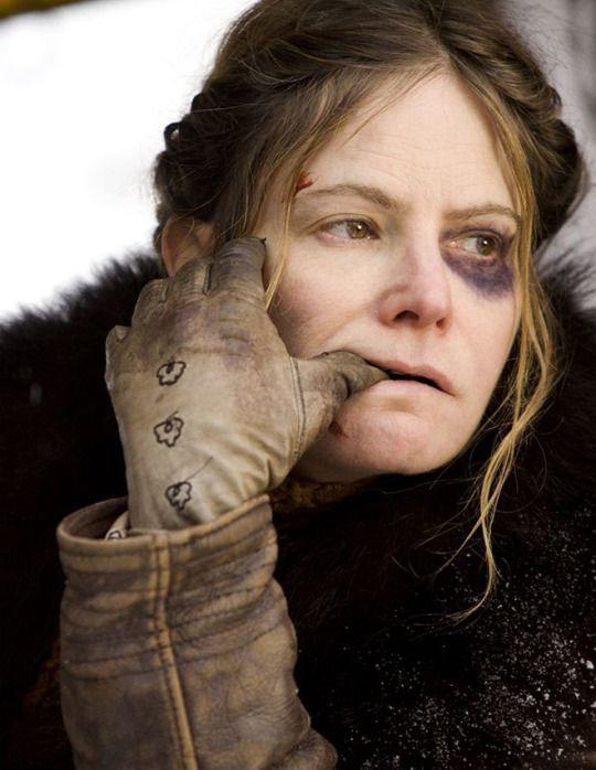 Jennifer Jason Leigh as Daisy Domergue, The Hateful Eight