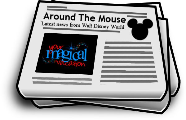 Around the Mouse: Walt Disney World News, March 11, 2016, What's New This Week?    Walt Disney World Theme Parks     Magic Kingdom Park  Reminder! Temporary Changes to Parades and Shows: Due to const...,