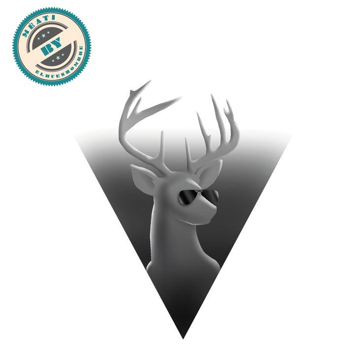 découvrez Deer I sur @meatifashion