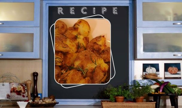 Season 1, Episode 1 - Twice-baked Squashed Potatoes.    Recipe available for download from http://www.sharonglass.co.za/uploads/menus/01-2012415224243.pdf    #cooking #recipes #food #potatoes #baked #meals #weekdaymeals #SharonGlass #FoodinaFlash #TheHomeChannel #DSTV