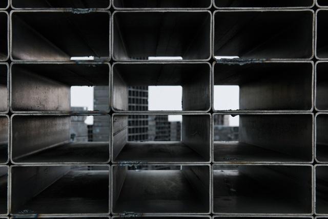 AEM Mona Hatoum | Arnoux-Industrie & Centre International du Verre et des Arts Plastiques (CIRVA) (Marseille)