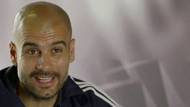 Josep Pep Guardiola : Guardiola flirts World Cup teams and nominates for...