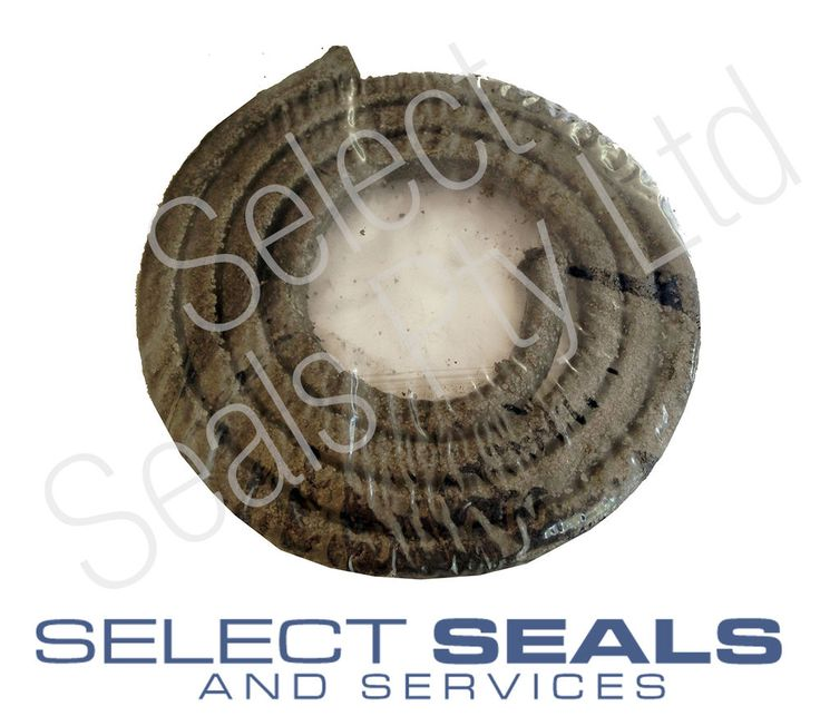 Graphite Gland Packing Graphite 1/2  1M  Select Seals And Services Pty Ltd has a full range of Gland Packing Contact Us - selectseals@bigpond.com http://mechanicalsealsinternational.com.au/