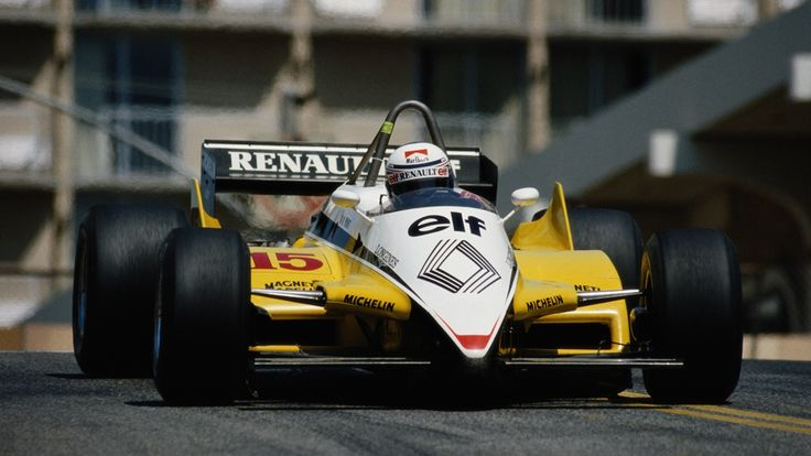 1982 Renault RE30B (Alain Prost)
