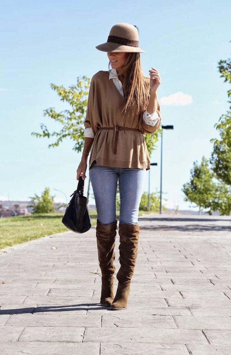Basic Look , Jersey + Camisa