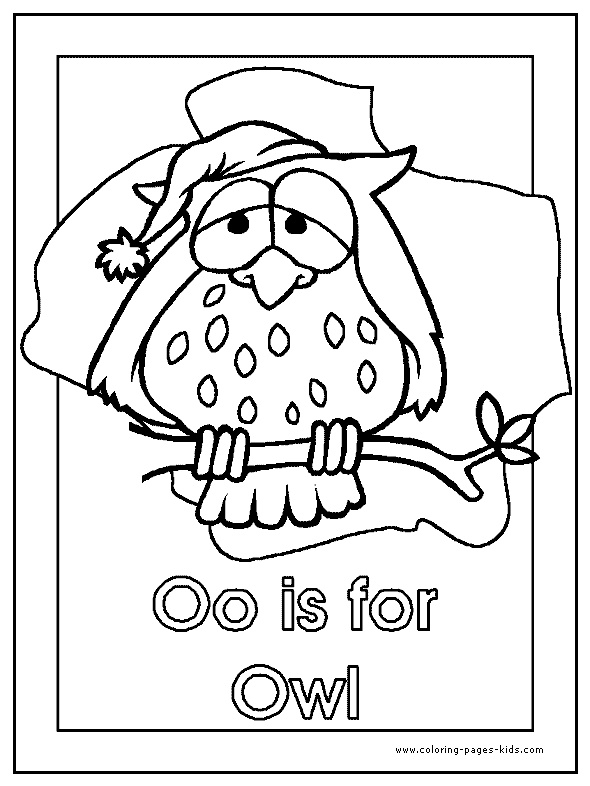 Sleepy Owl Coloring Page To Print Out For Kids Who Come My Origami Jewelry