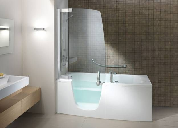 The Best Walk In Shower And Bath Combinations Bathtub And Shower Combo Create Nice And Modern Bathroom Design With