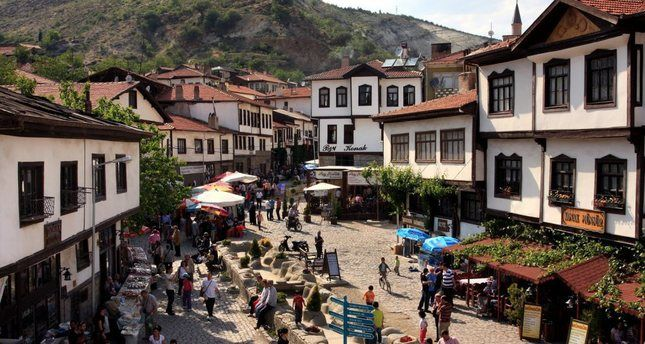 Experience Ottoman-style living in small Turkish towns / Ottoman-style towns in Turkey are perfect for those who want to discover the old spirit of Turkey, small-town style