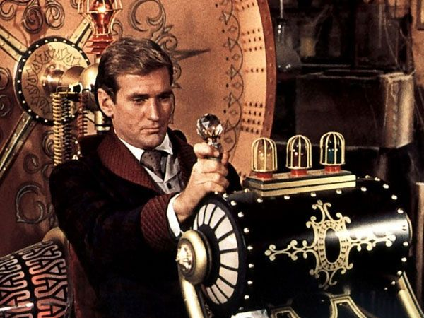 The Time Machine: The best film version ever made of the classic H.G. Wells novel...