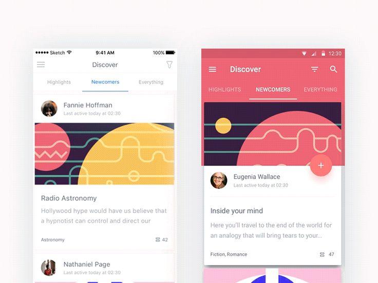 Snipsl Mobile App on Behance