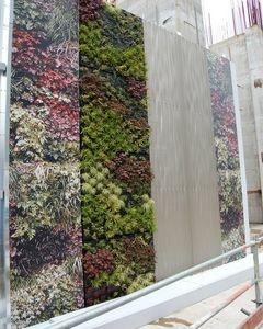 outdoor green wall  Saint-Gobain Cultilene B.V.