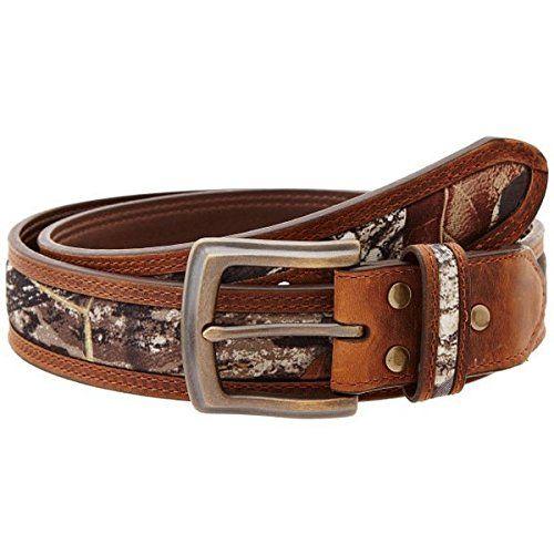(エムアンドエフ ウエスタン) M&F Western メンズ アクセサリー ベルト Mossy Oak Camo Double Stitch Belt 並行輸入品  新品【取り寄せ商品のため、お届けまでに2週間前後かかります。】 カラー:Mossy Oak カラー:-