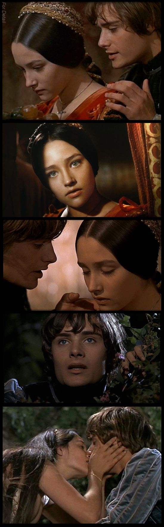 Romeo and Juliet (1968) - Stars: Leonard Whiting, Olivia Hussey -  Director: Franco Zeffirelli