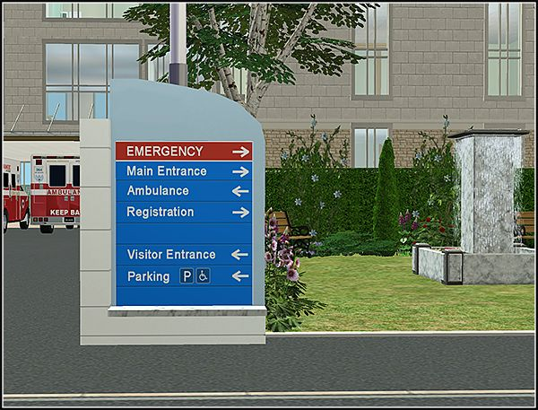 23 Best Sims 2 Hospital Amp Medical Images On Pinterest Business Stuff Stuff And Hospitals