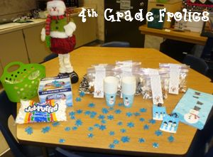 winter party craft ideas 4th grade frolics snow days and snow on 5738