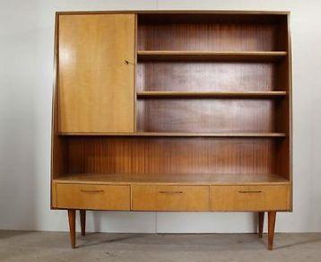 ≥ Retro vintage jaren 50 60 (deens cadovius braakman artifort) - Fauteuils - Marktplaats.nl
