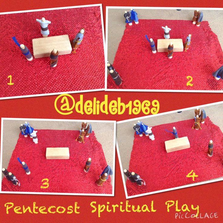 the story of pentecost for ks2