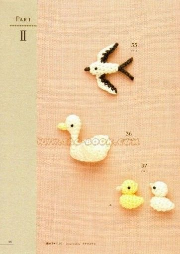 154 besten Crochet - Ducks Bilder auf Pinterest | Enten, Gestrickte ...