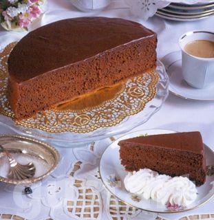 Receptek Lajos Mari konyhájából - Sacher-torta