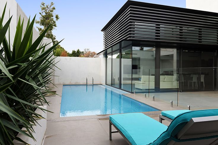 Courtyard Pool, Balwyn North Image 3