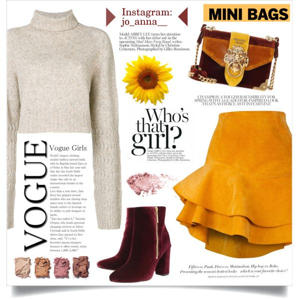 A fashion look from November 2017 featuring Diesel sweaters, Siobhan Molloy mini skirts and Ravel ankle booties. Browse and shop related looks.