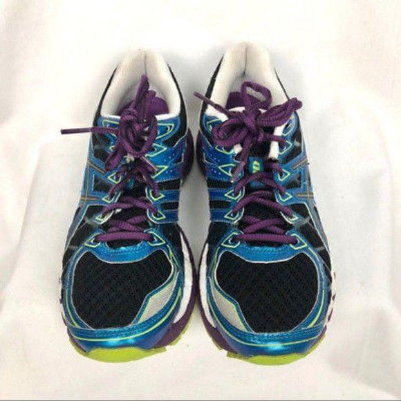 ASICS Gel Kayano 20 Running Shoes Women's Sneakers Size 7 US