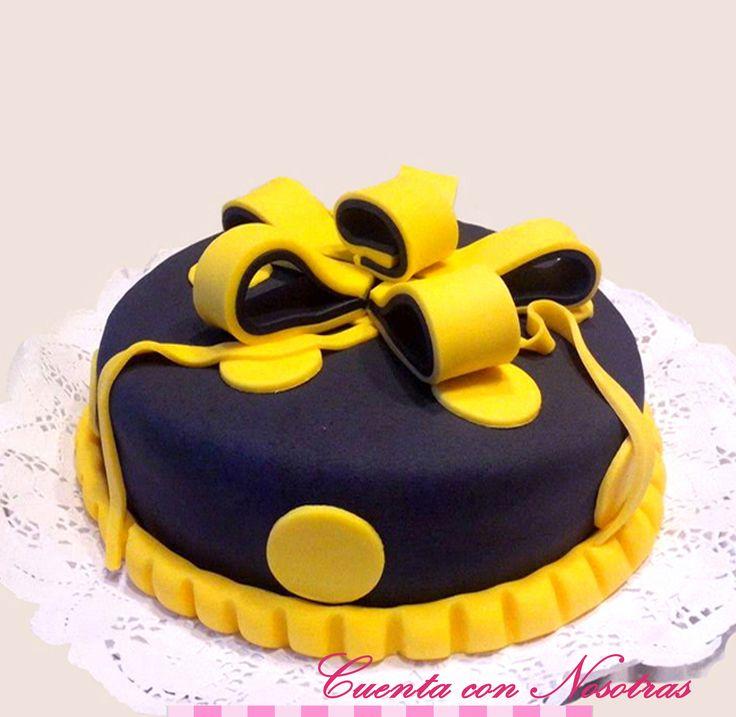 Torta regalo hombre