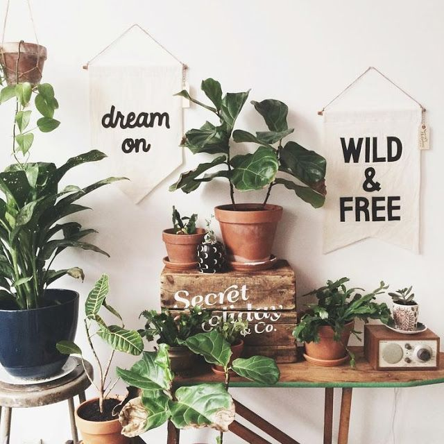 Moon to Moon: Current Obsession: Banners from Secret Holiday Co