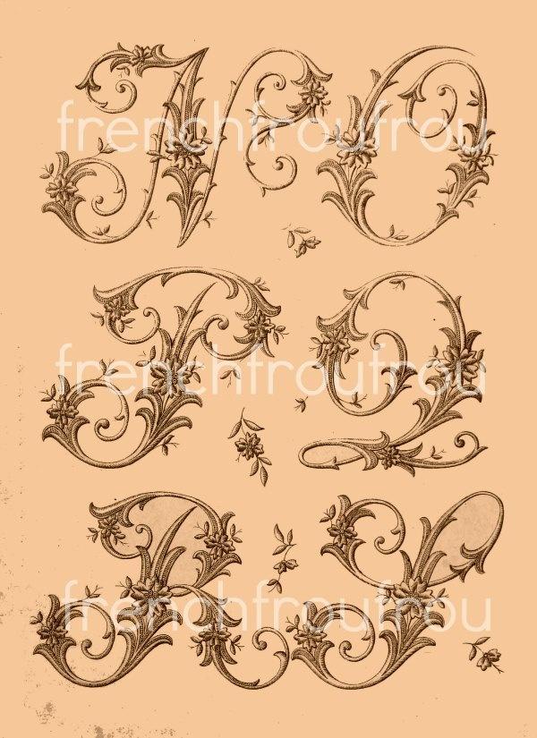 Best images about victorian alphabet on pinterest