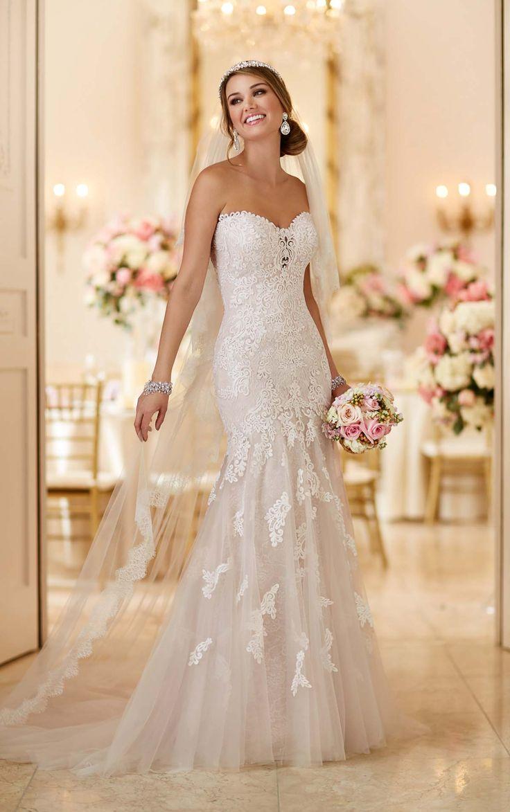 Lace Appliques Wedding Dress Best 361 Bridal