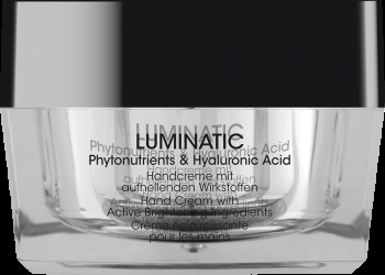 Luminatic Hand Cream with active brightening ingredients