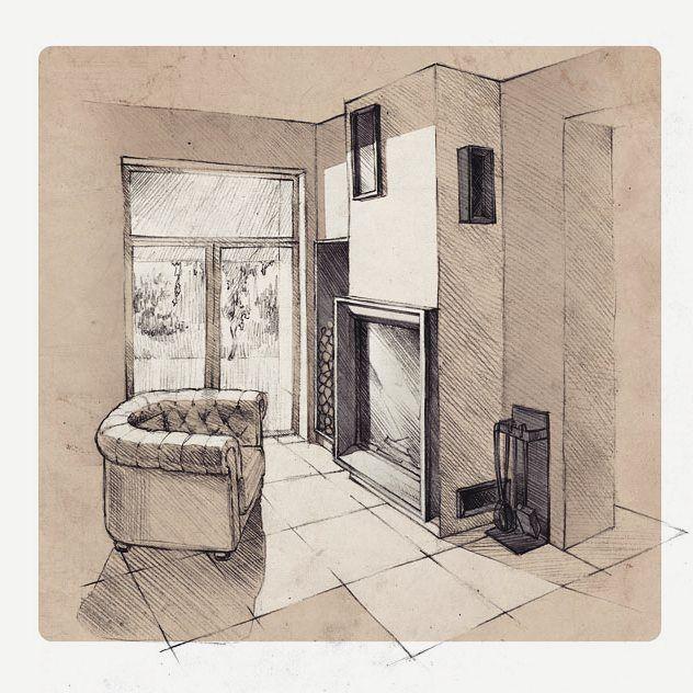 Ink interior sketch.#fireplace,#sketch,#room,#ink,#interiorsketch,#arch,#archsketch,#design,#designsketch,#sketching,#sketchy,#art,#drawing,#rendering,#arqsketch,#archicketcher,#concept,#интерьер,#камин,#гостиная,#дизайн,#эскиз,#скетч,#тушь,#tus,#графика,#концепт,#arch_more