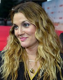 Drew Blythe Barrymore-- (born 1975) is an American actress, author, director, model and producer. She is a descendant of the Barrymore family of well-known American stage and cinema actors, and is a granddaughter of actor John Barrymore. Barrymore first appeared in an advertisement when she was eleven months old. In 1980, she made her film debut in Altered States. In 1982, she starred in her breakout role as Gertie in Steven Spielberg's E.T. the Extra-Terrestrial and quickly bec