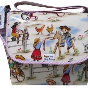 Changing Tote Bag and Mat – Ridem Cowgirl Design