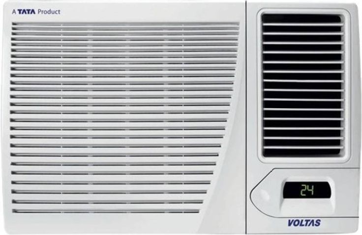 Voltas 1.5 Ton 3 Star Window AC MRP-₹28,190.00 Best Price-₹22,890.00 http://incosts.com  One Click & Get Best Offer Incosts Online Shop Great deals on Every Product