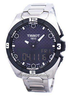 Tissot T-Touch Expert Solar T091.420.44.051.00 T0914204405100 Men's Watch