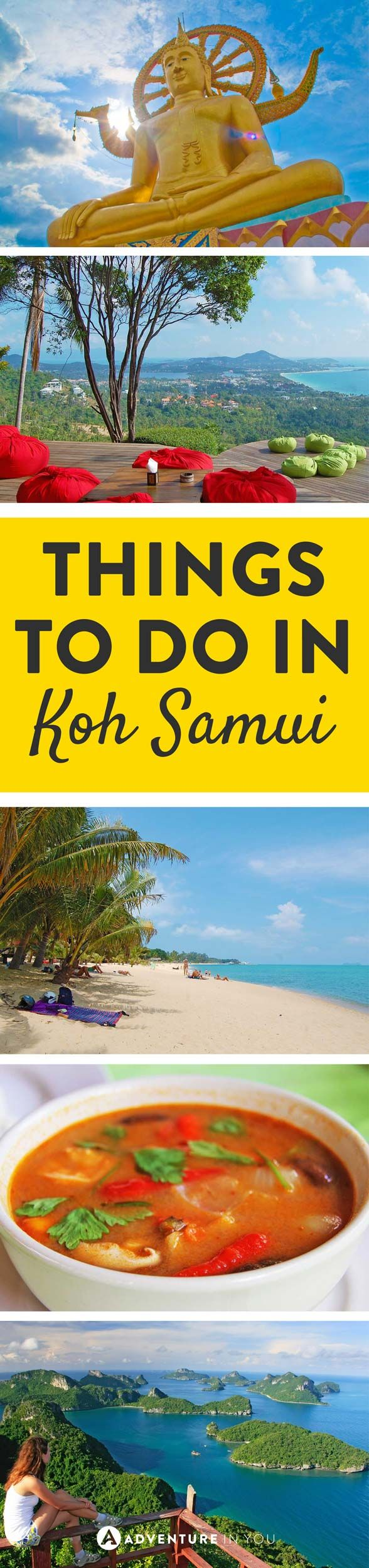 Koh Samui | Looking for things to do in Koh Samui? After spending almost two weeks in Koh Samui, here is our list of a few of our favorite things to do while in Koh Samui Thailand.