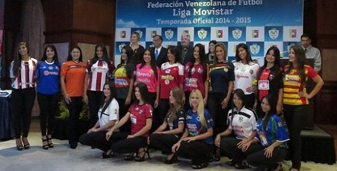 La Liga Movistar de Fútbol empieza este fin de semana