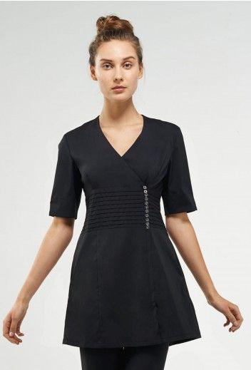 1000 ideas about spa uniform on pinterest salon wear for Spa worker uniform