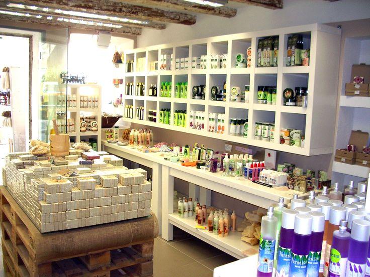 shopping  the land of Corfu cosmetics