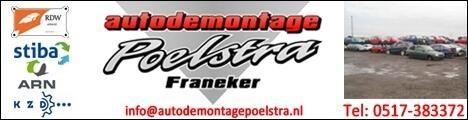 Weer een adverteerder op http://evpo.st/1eQEpO1 de snelstgroeiende autodemontage van het Noorden Poelstra
