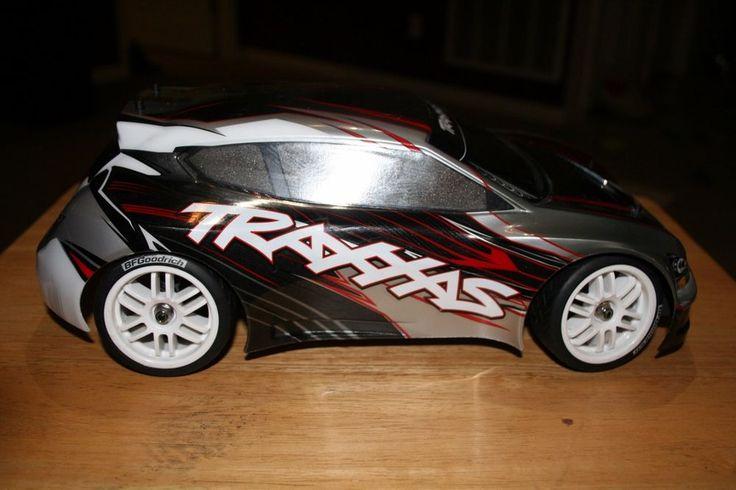 Traxxas Rally 1/16 Electric RC Car #Traxxas