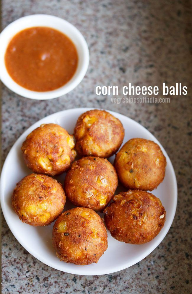 corn cheese balls recipe with step by step photos. easy, tasty and a no fail corn cheese balls recipe. fried & baked cheese corn balls.