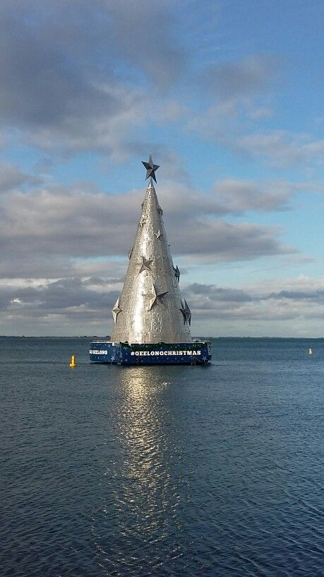 The famous floating Christmas tree in Geelong. At night there is music and lighting. A great family event on every night until Christmas, but may continue until the new year. Visit the city of greater website for more info.