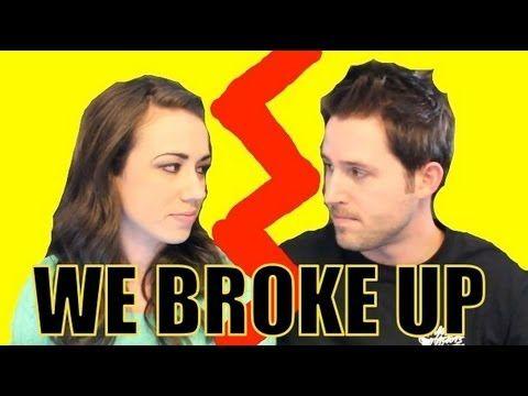 We broke up. :( | Colleen's Corner - YouTube
