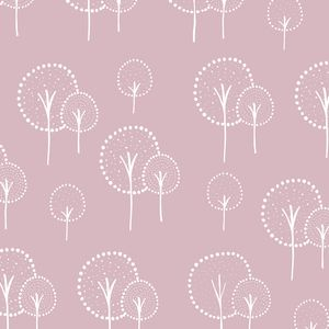 Lotta Jansdotter - Glimma - Kulla in Rosey Cheeks hawthorned threads